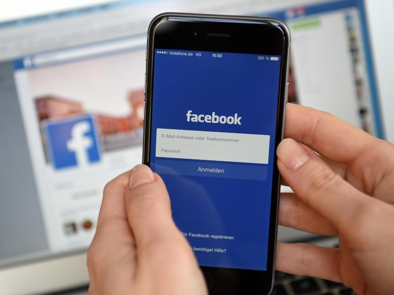 Bild zu Facebook-App