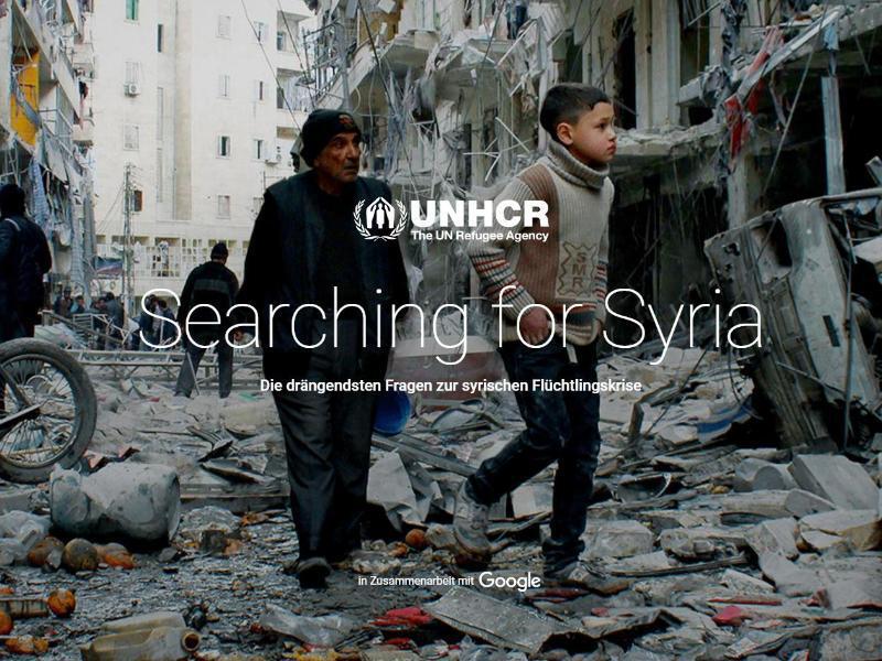 Bild zu Searching for Syria