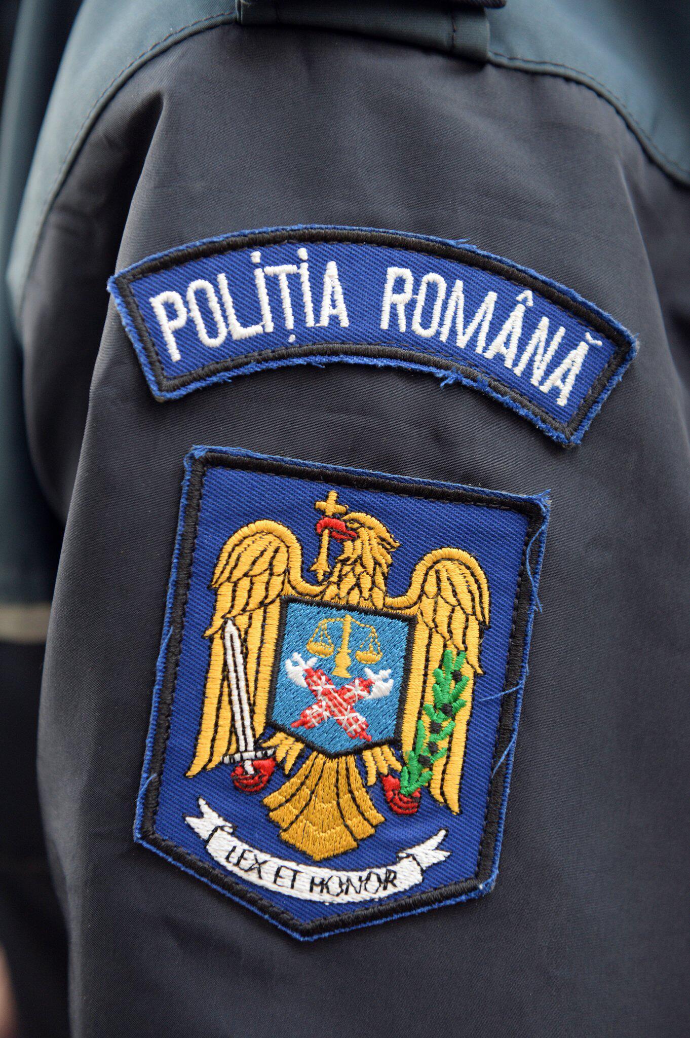 Bild zu Polizei in Rumänien