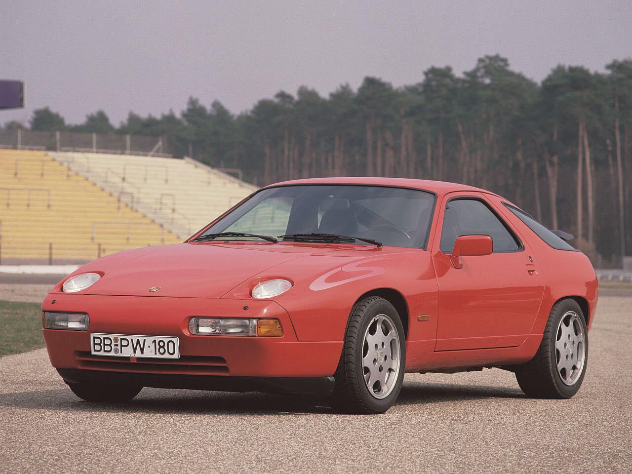Bild zu Porsche 928