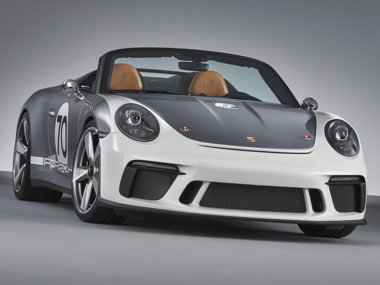 Porsche 911 Speedster Concept So Sch 246 N Soll Der