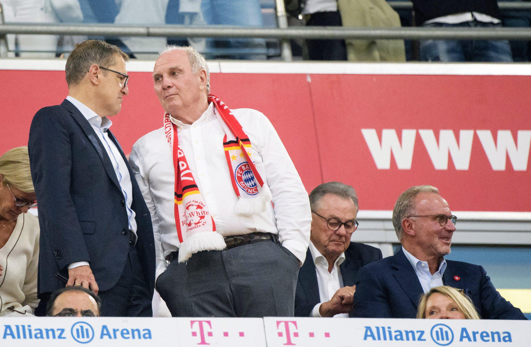 Bild zu Bavaria Munich - Hertha BSC