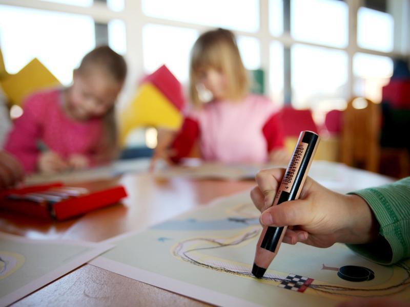 Bild zu Schreibmotorik für Kinder