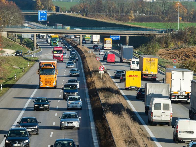 Bild zu Autobahn A 3