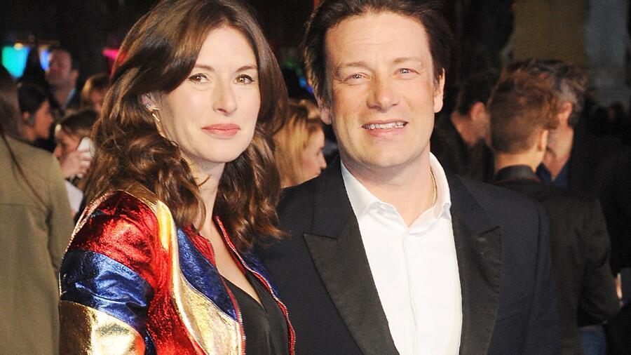 Jamie Oliver reichen fünf Kinder