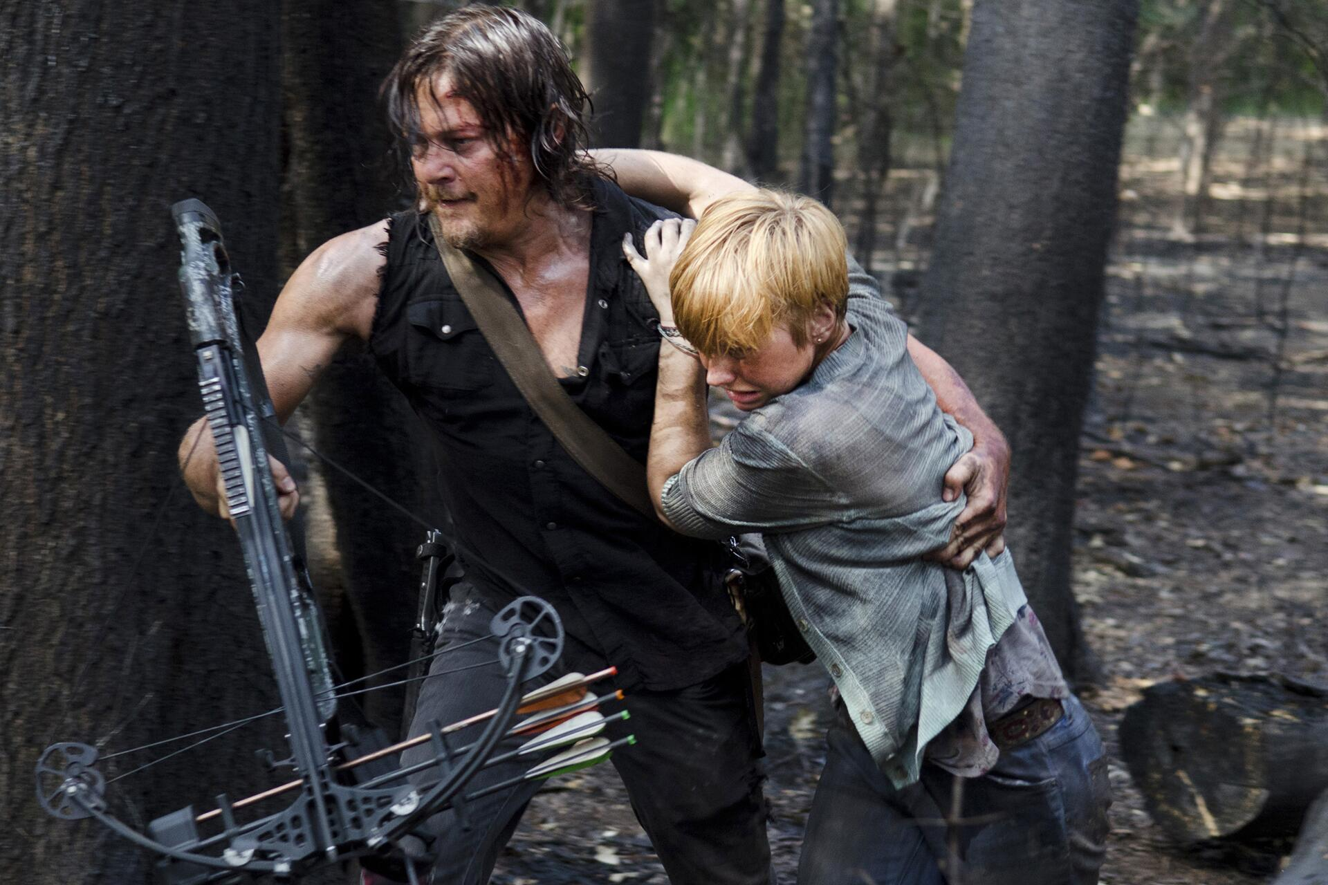 Bild zu Norman Reedus, The Walking Dead