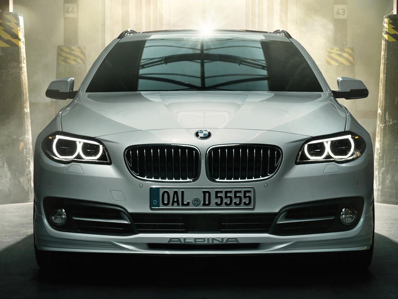 Bild zu BMW Alpina D5 Bi-Turbo