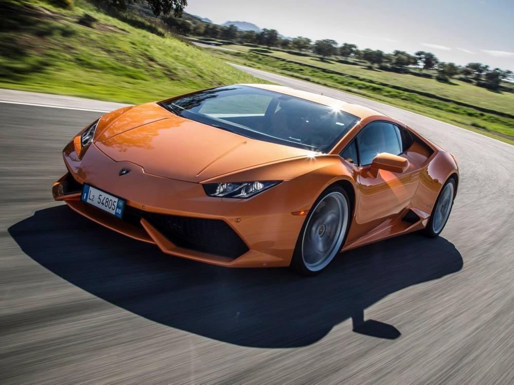 Bild zu Die begehrtesten Sportwagen