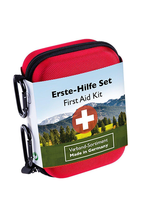Bild zu Ein Erste-Hilfe-Set hilft bei kleineren Verletzungen.