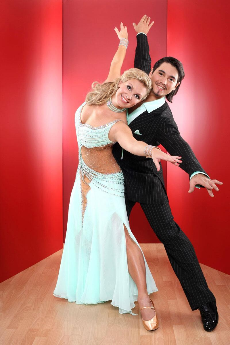 "Bild zu Magdalena Brzeska bei ""Let's Dance"""