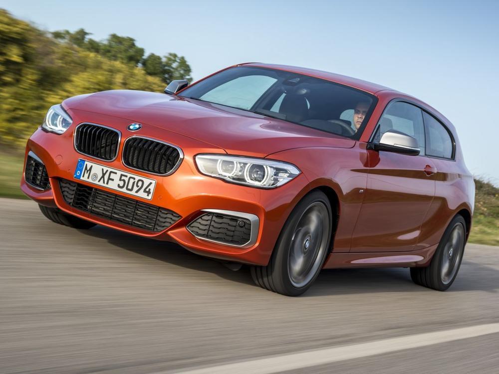 Bild zu Kompaktklasse: Platz 3 - BMW 1er