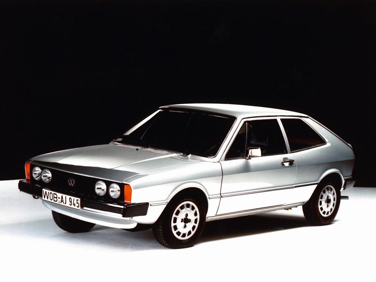 Bild zu VW Scirocco I (1974 bis 1981)