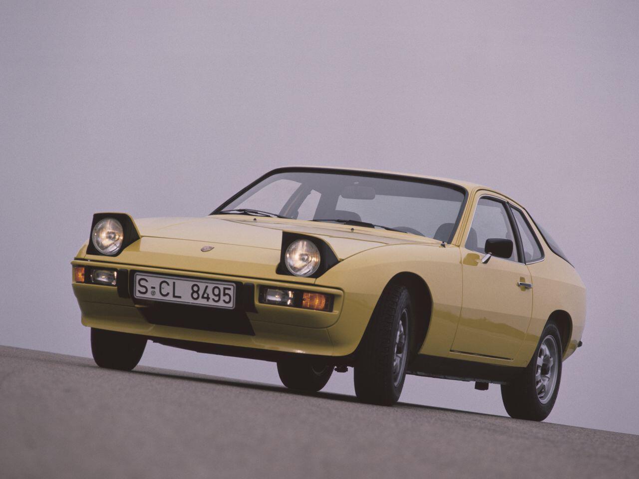 Bild zu Porsche 924