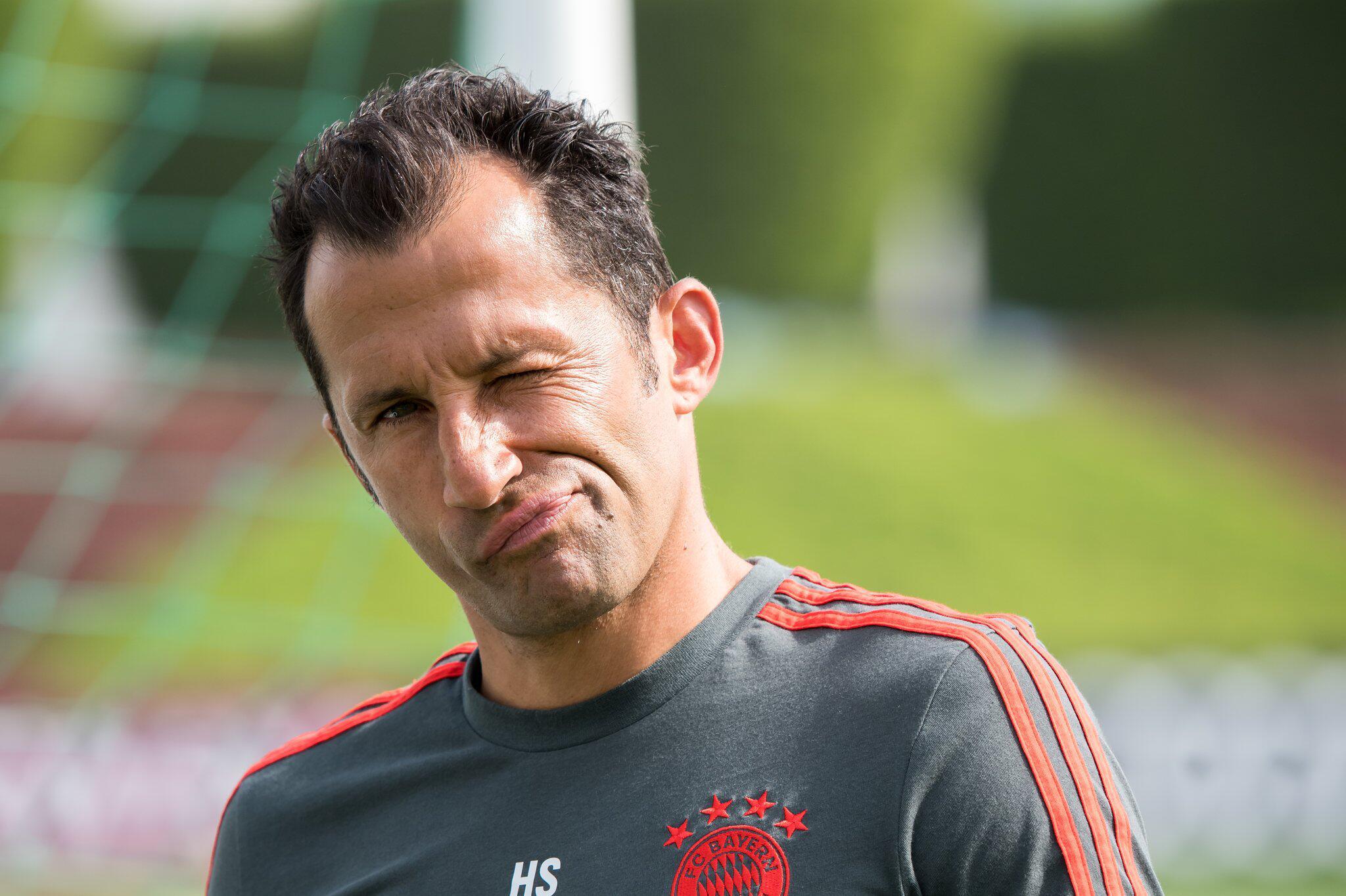 Bild zu Hasan Salihamidzic, FC Bayern München, Trainingslager, Doha, Katar