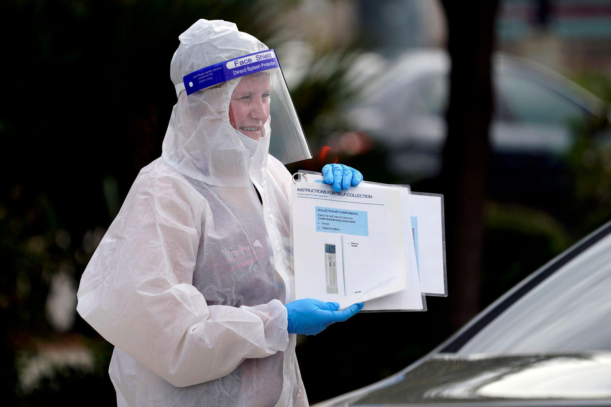 Bild zu Coronavirus - USA