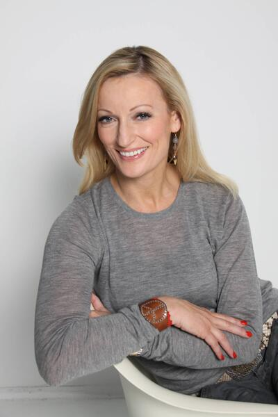 Bayerische Comedian Frau