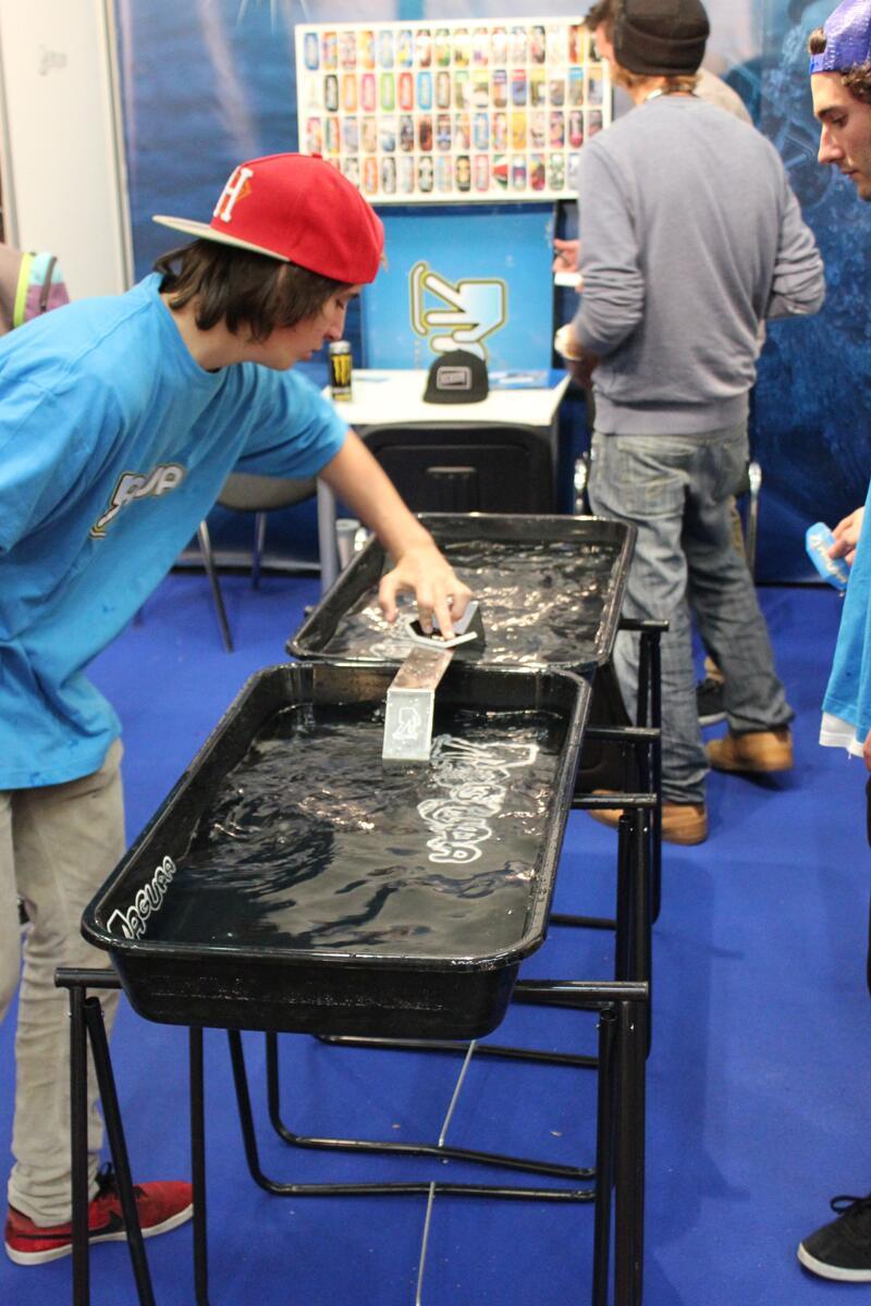 Bild zu Fingerboards fürs Wasser