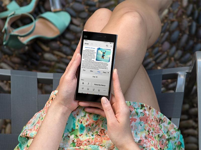 Bild zu WPS Office für Smartphones