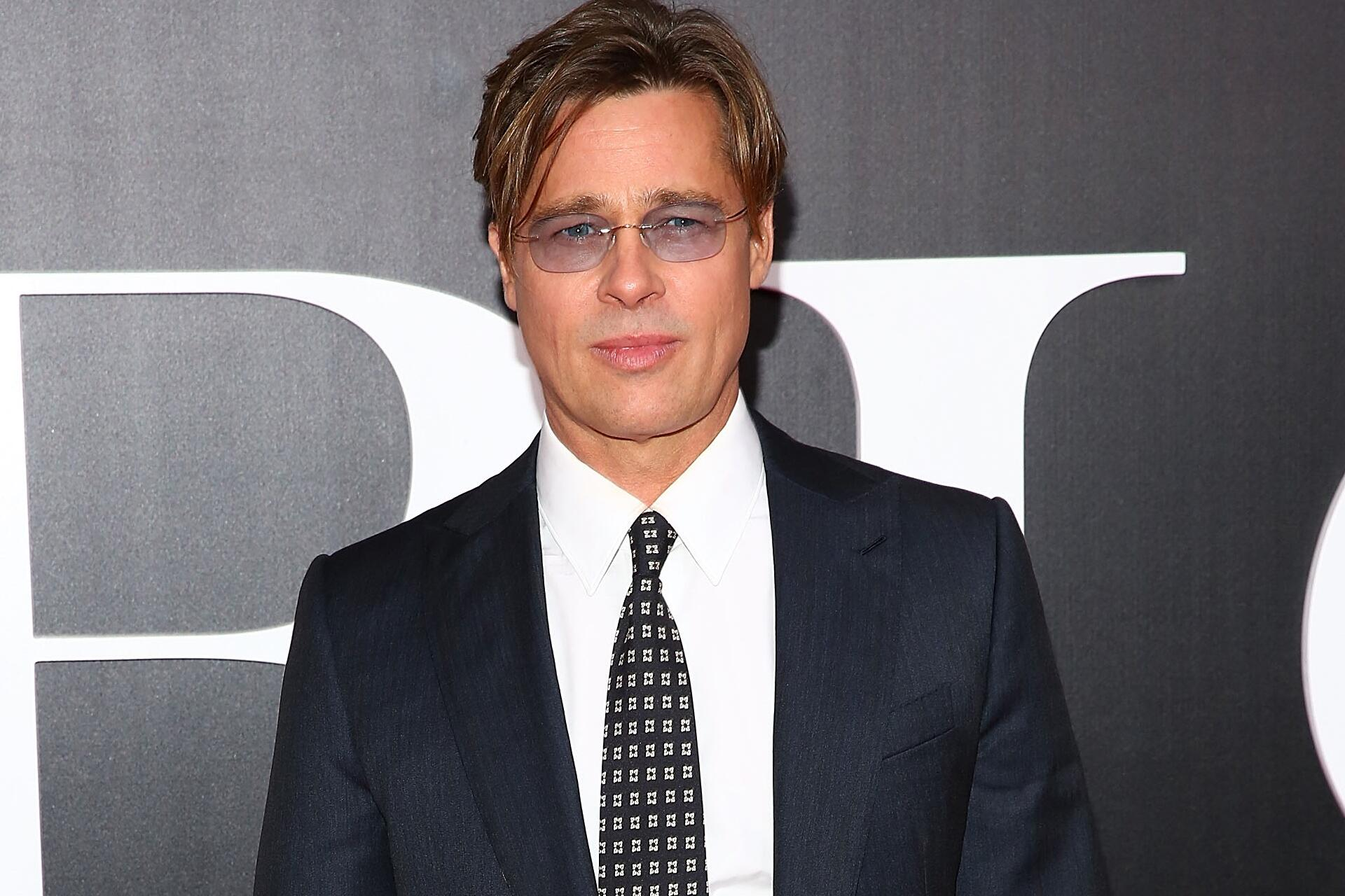 Bild zu Brad Pitt, Filmpremiere