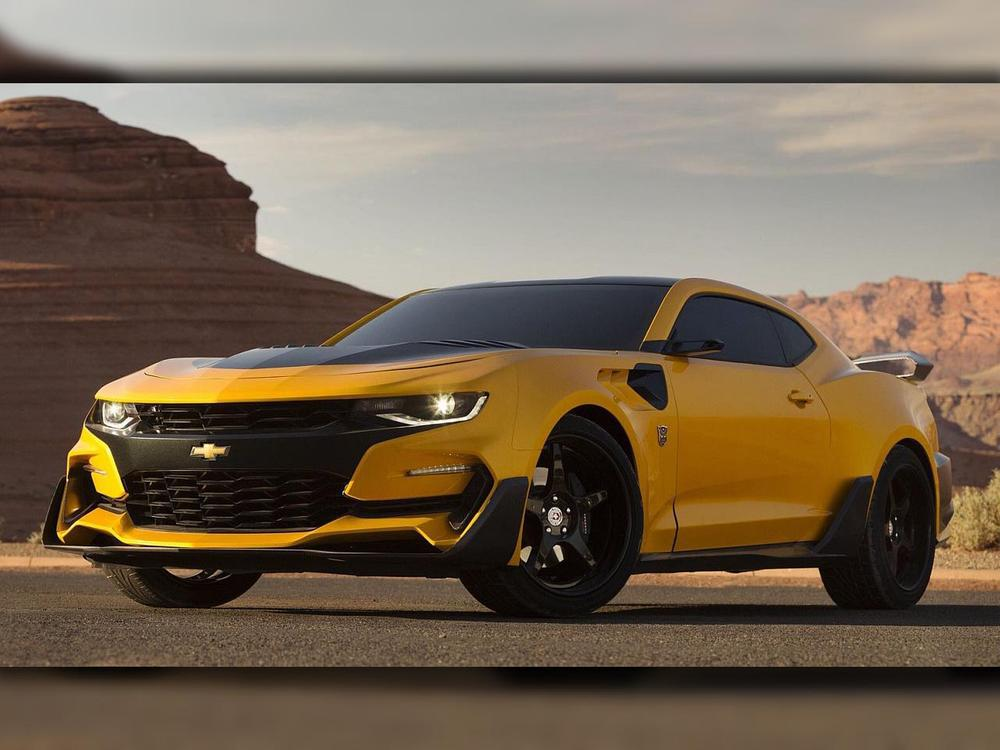 chevrolet camaro als kinostar das ist der neue bumblebee aus transformers 5 web de. Black Bedroom Furniture Sets. Home Design Ideas