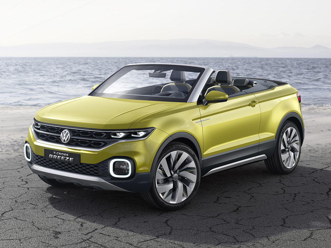 Bild zu VW T-Cross Breeze