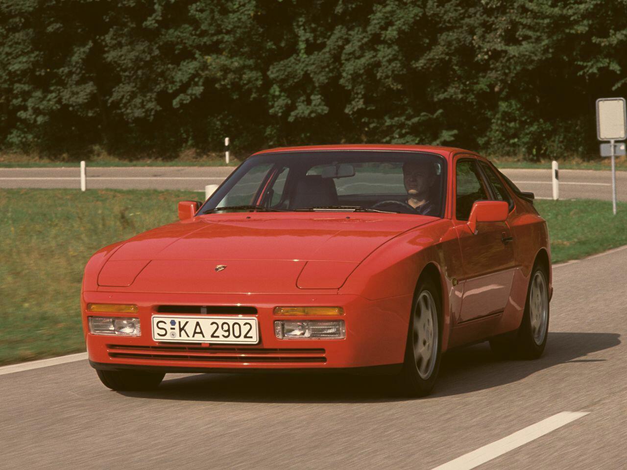 Bild zu Porsche 944