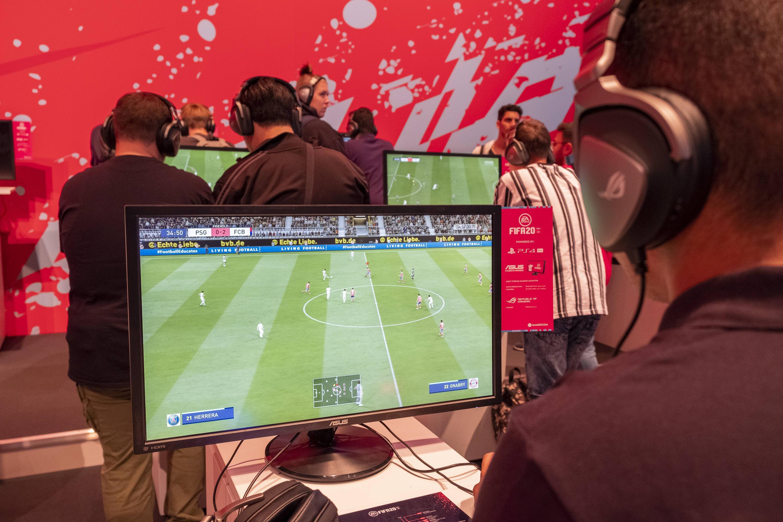 Bild zu FIFA 20