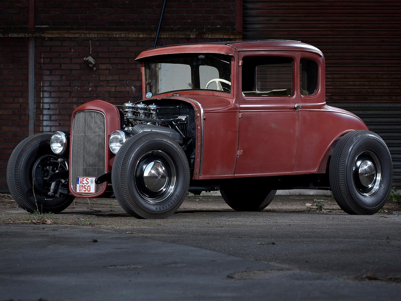 Bild zu Ford Model A