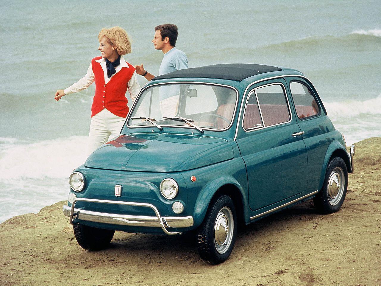 Bild zu Fiat 500