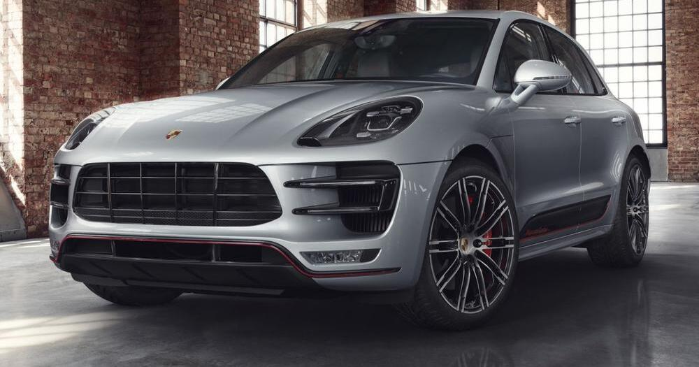 porsche macan turbo exclusive performance edition edel suv mit 440 ps web de. Black Bedroom Furniture Sets. Home Design Ideas