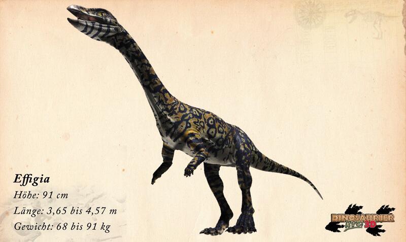 Bild zu Dinosaurier: Effigia