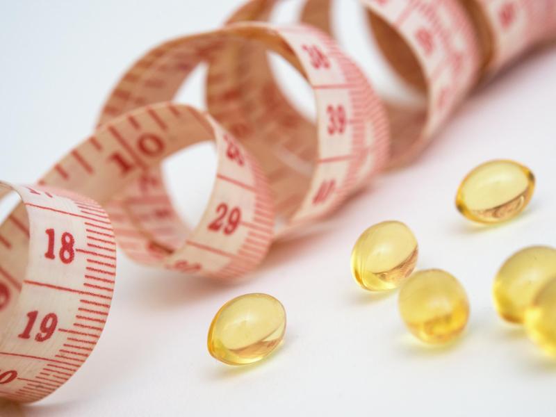 Bild zu Helfen Diät-Pillen?