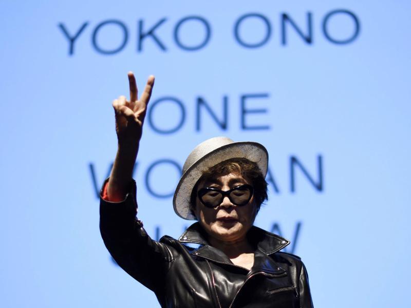 Bild zu Yoko Ono