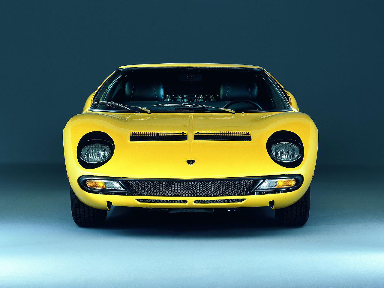 Bild zu Lamborghini Miura