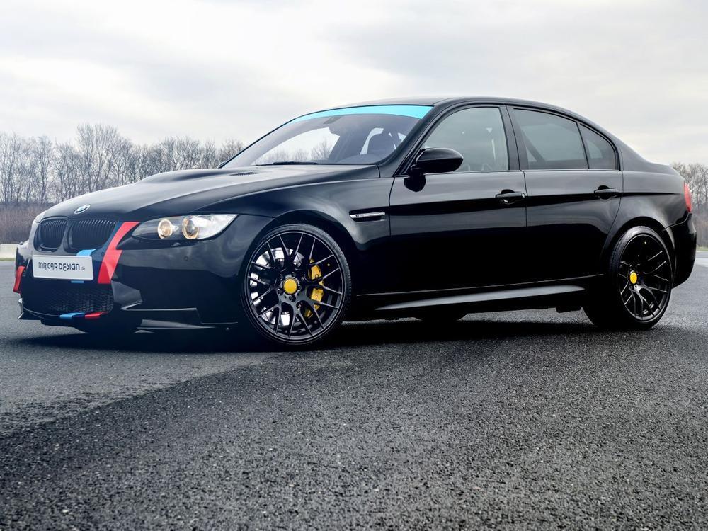 Bild zu BMW M3 E90 Clubsport Umbau