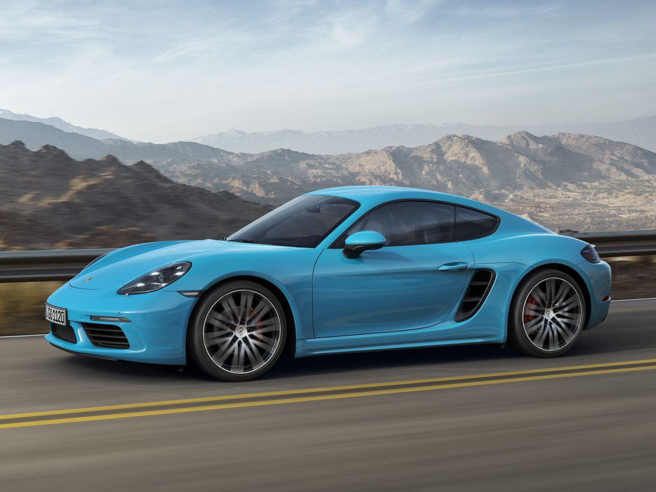 Bild zu Porsche Boxter/Cayman