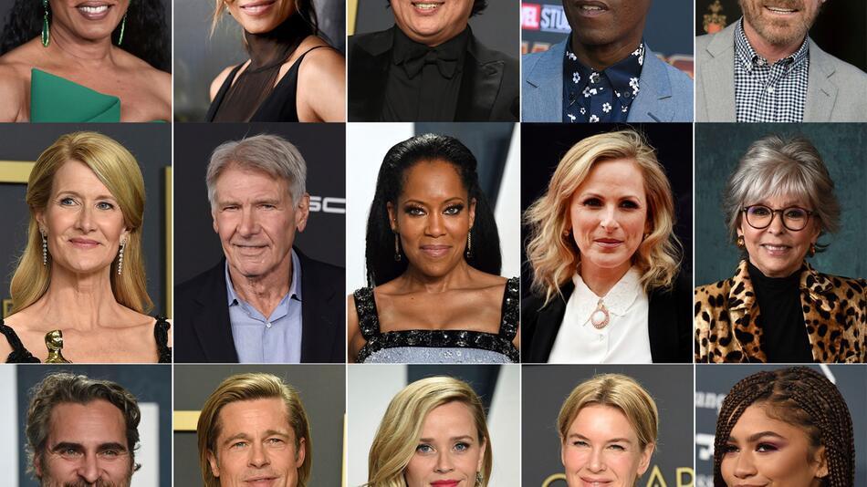 Oscar-Akademie gibt «All-Star Cast» für Show bekannt