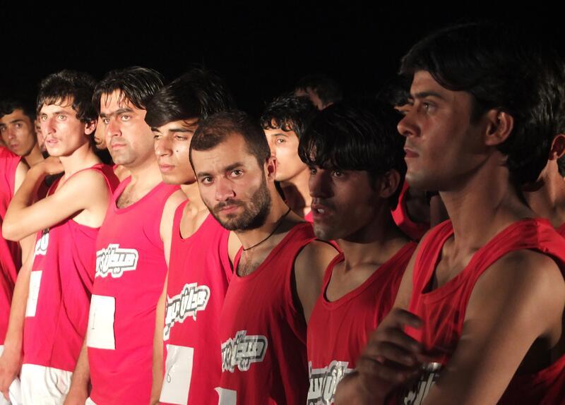 Bild zu Fußball - Castingshow in Afghanistan.