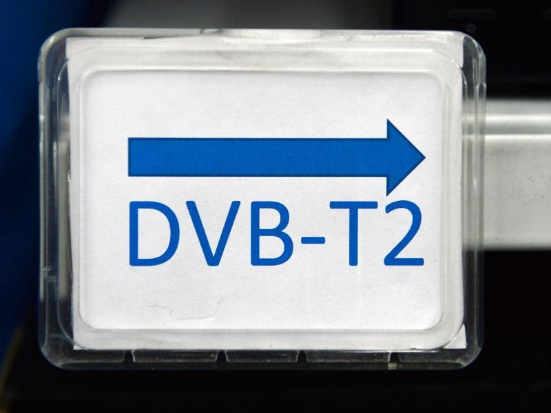 Bild zu Digitalfernsehen DVB-T2