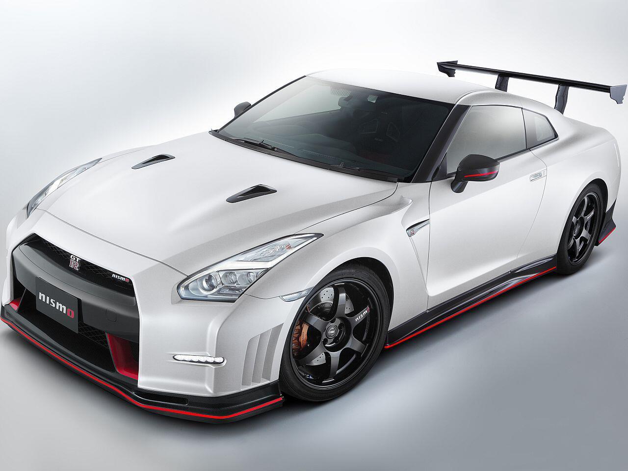 Bild zu Nissan GT-R Nismo N Attack