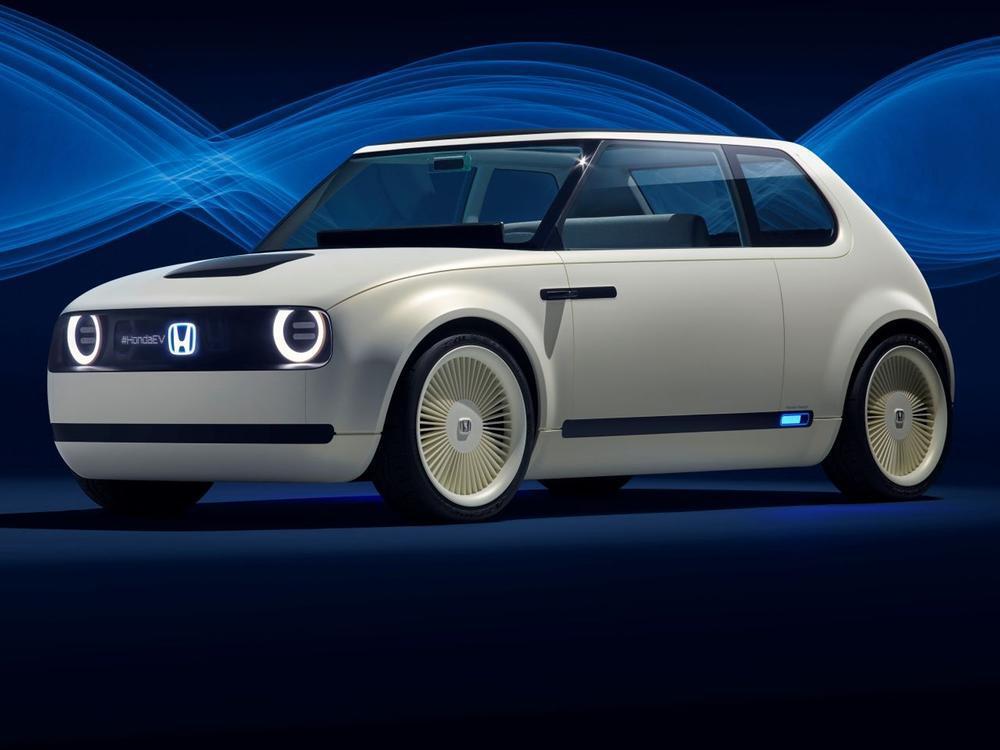 Bild zu Top: Honda Urban EV Concept