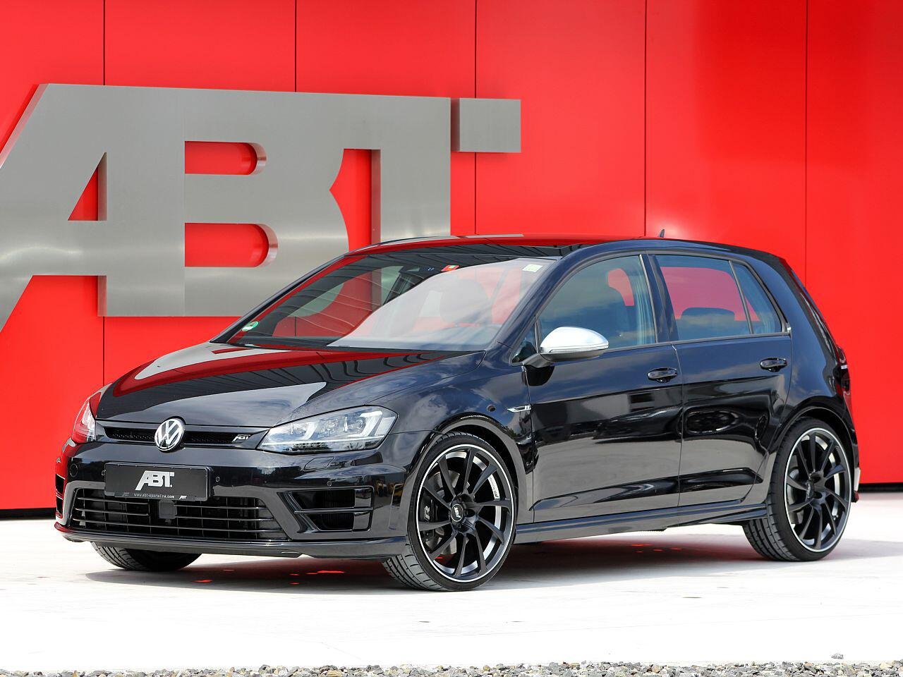 Bild zu VW Golf 7 von Abt