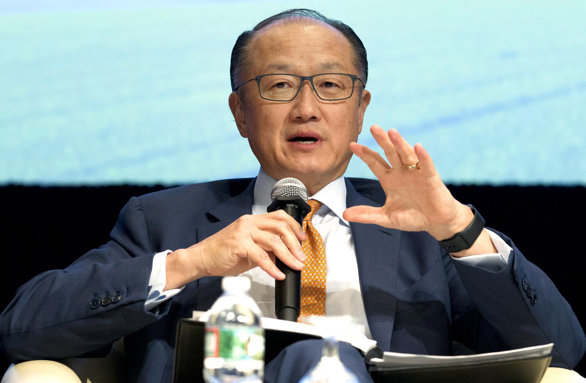 Weltbank-Präsident Kim tritt zurück