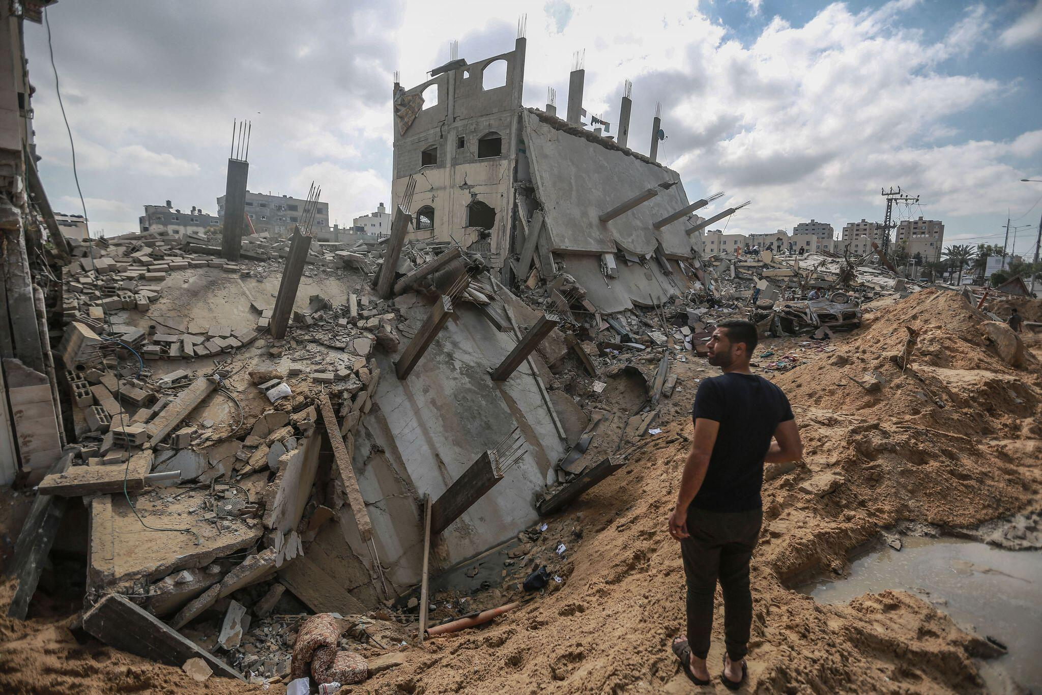 Israel verstärkt Angriff auf Gaza