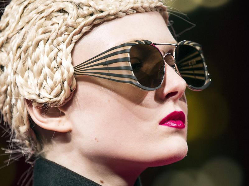 Bild zu Schiaparelli - Runway - Paris Fashion Week