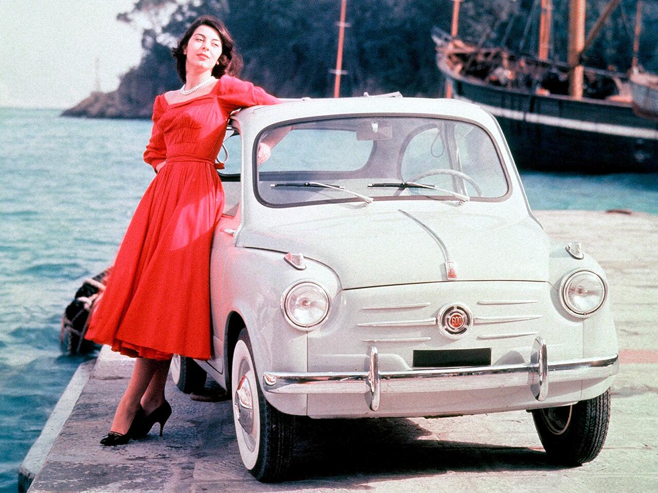 Bild zu Fiat 600