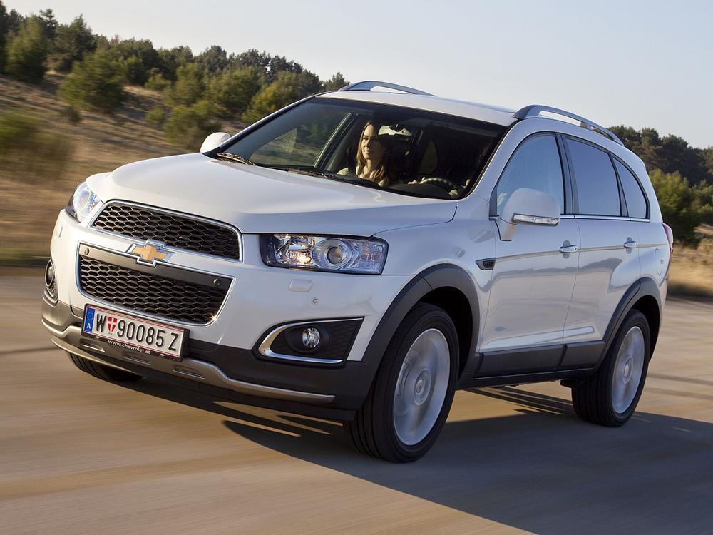 Bild zu Chevrolet Captiva