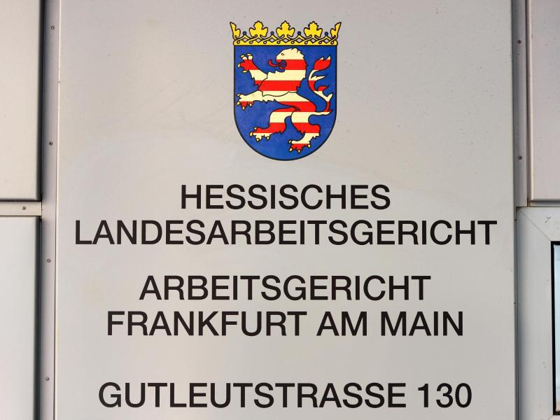 Bild zu Landesarbeitsgericht Hessen
