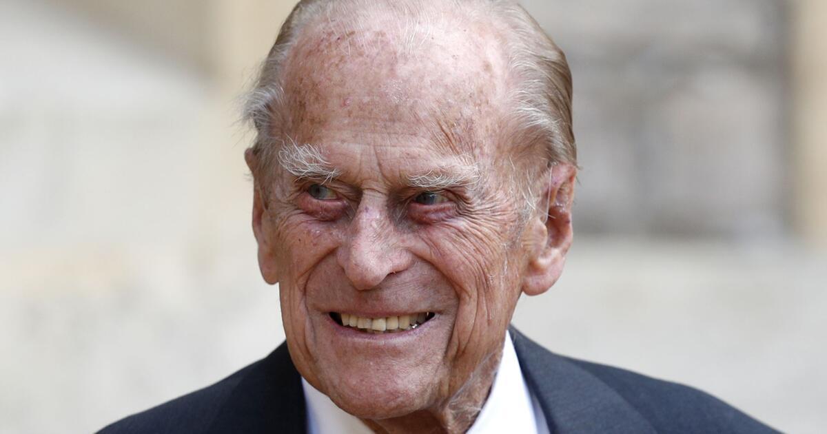 Prinz Philip nach Herz-OP zurück in Londoner Privatklinik verlegt - WEB.DE News