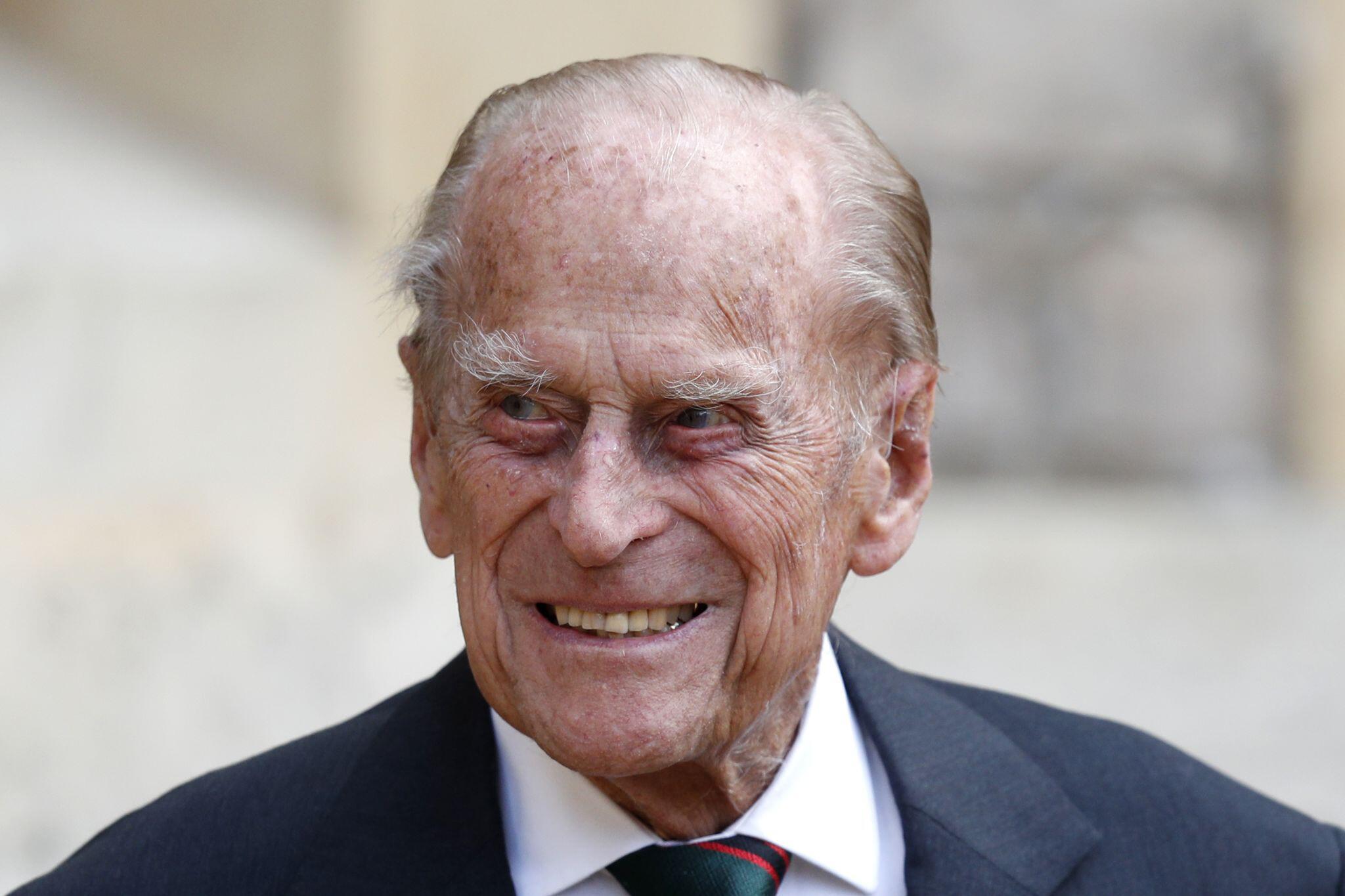 Bild zu Prinz Philip hat Eingriff wegen Herzerkrankung überstanden